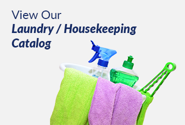 Laundry and Housekeeping Supply Catalog